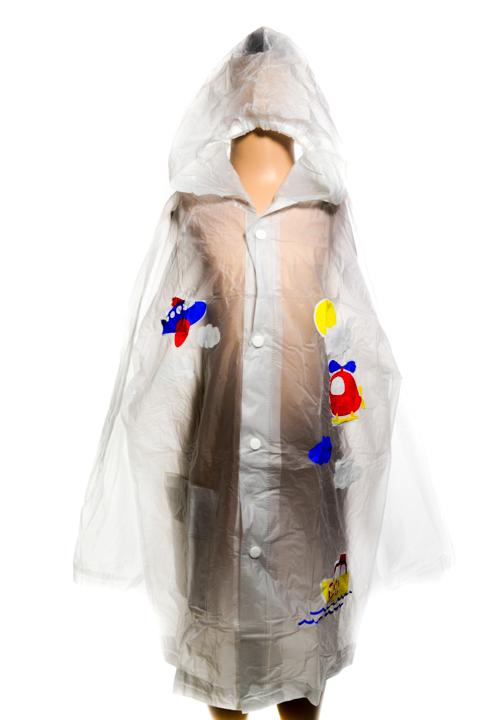 24b6a5457 Detský pršiplášť transparentný s motívom | E-shop | HARGITA