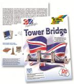 3D-Modely Tower Bridge/120 dielov